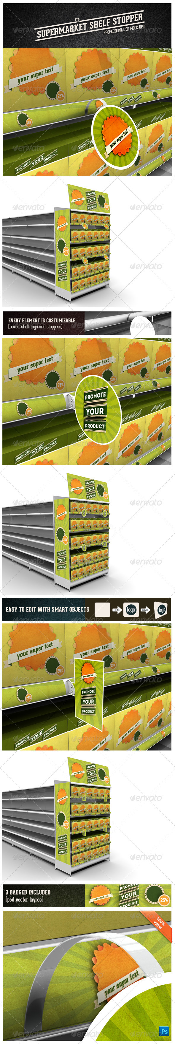 GraphicRiver In Store Stopper 3823104