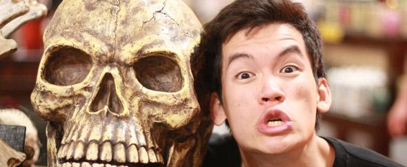Paul-skull