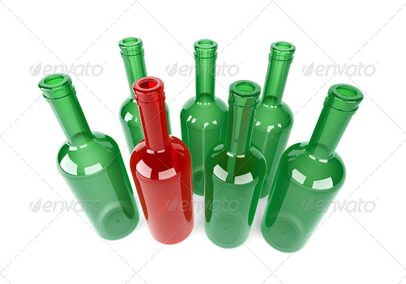 PhotoDune Bottles 3825289