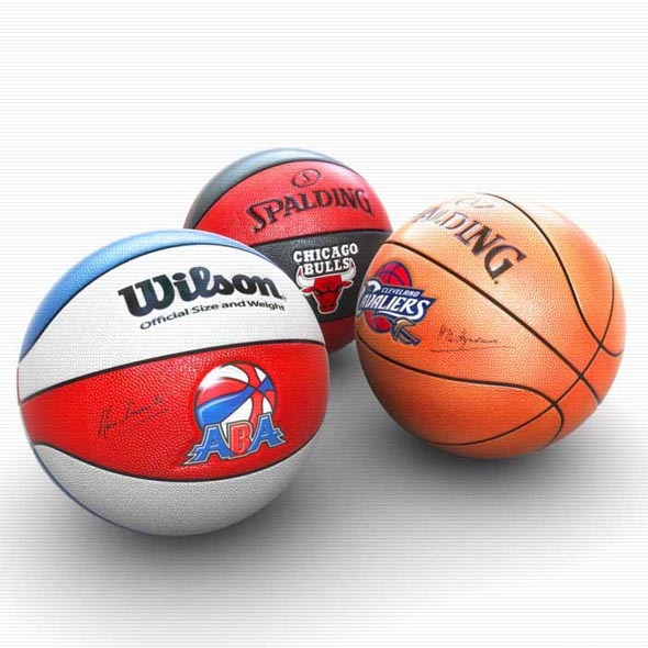 Basket Ball - 3DOcean Item for Sale