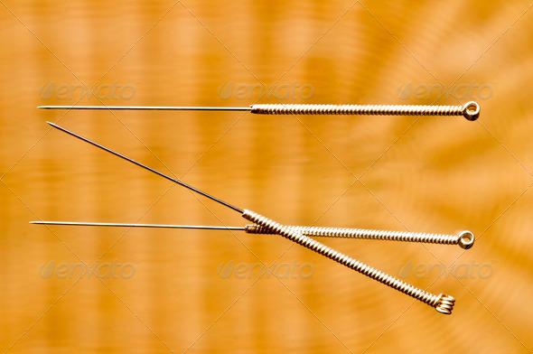 PhotoDune acupuncture needle 3825304