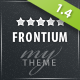 Frontium - Premium Software and App - ThemeForest Item for Sale