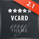 vCard Advanced – Modern vCard Theme  Free Download