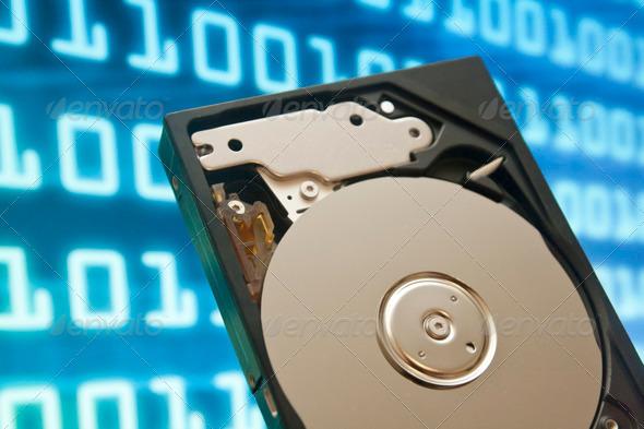 Hard Disk Data