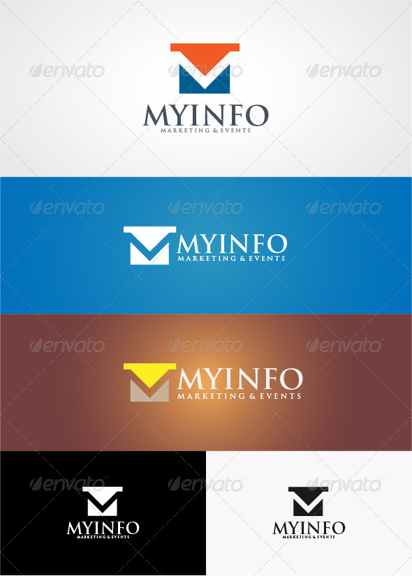 GraphicRiver Marketing & Events Logo 3809306