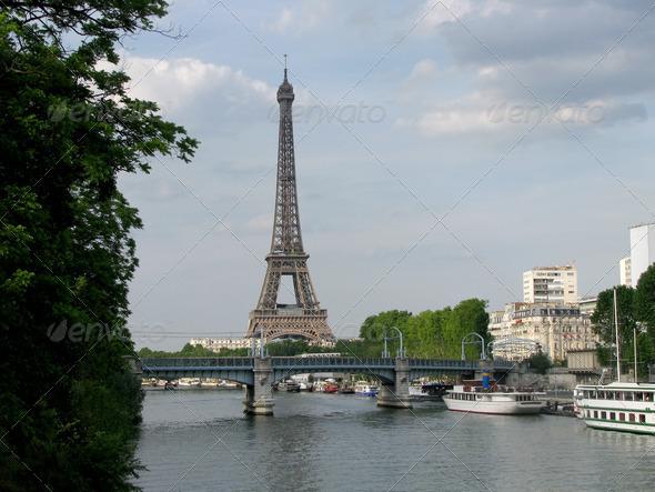 PhotoDune Eiffel Tower l 3826702