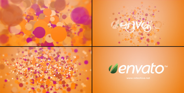 Bubble Logo Reveal VideoHive  Logo Stings  Retro 2743045