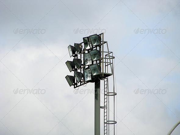 PhotoDune Stadium lights 3826829