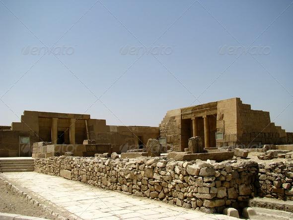 PhotoDune tombs in Giza 3826856
