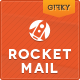 Rocket Mail - Clean & Modern Email Template - ThemeForest Item for Sale