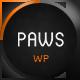 Paws - AJAX Responsive Portfolio WP Theme