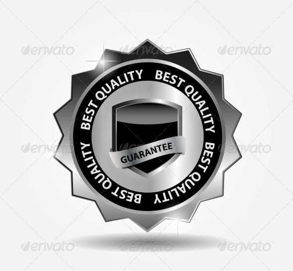 GraphicRiver Vector Best Choice Label with Red Ribbon 3828212