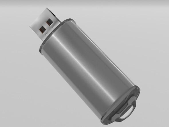 Usb Key - 3DOcean Item for Sale