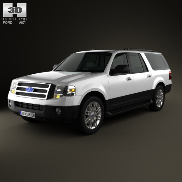 3DOcean Ford Expedition 2012 3831303