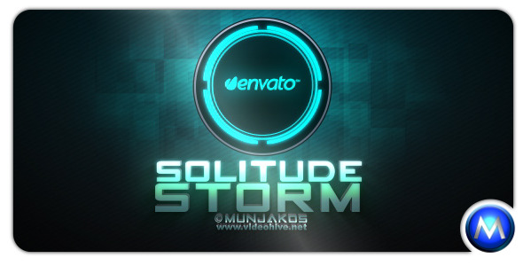 After Effects Project - VideoHive Solitude Logo Opener 412522