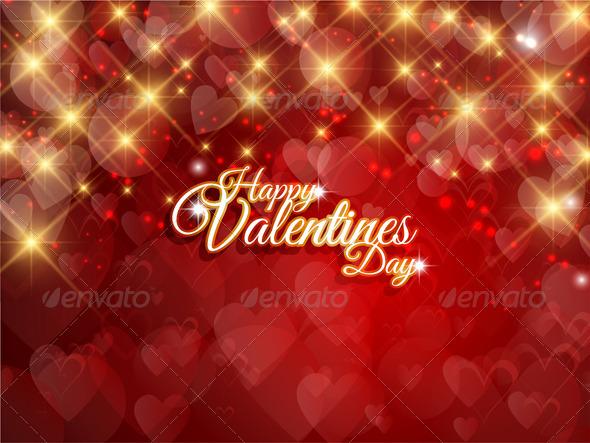 GraphicRiver Happy Valentines Day 3831387