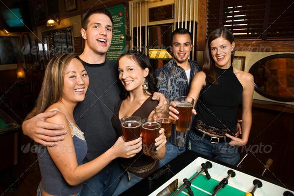 PhotoDune Group at pub 412622