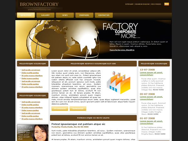 BrownFactory
