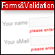 Forms and Validation