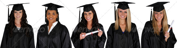 Graduation - Stock Photo - Images