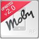 Moby Elite – WordPress Mobile Theme  Free Download