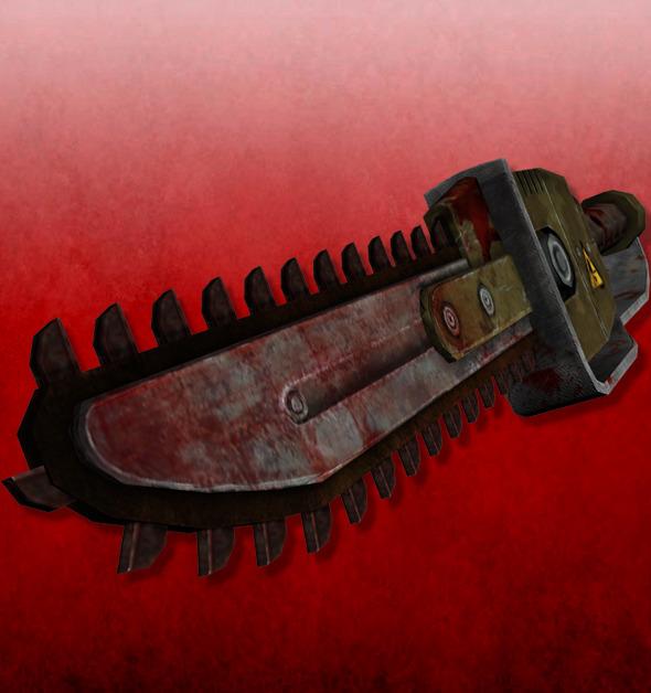 3DOcean Chainsaw 413140
