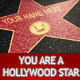 You are a Hollywood Star - GraphicRiver Item for Sale