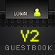db-Guestbook-v2 with C.M.S (Full screen version) - ActiveDen Item for Sale
