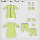 Baby Wear Flats Set 2