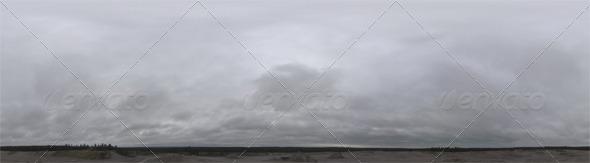 3DOcean Skydome HDRI III Brooding Clouds II 3837540