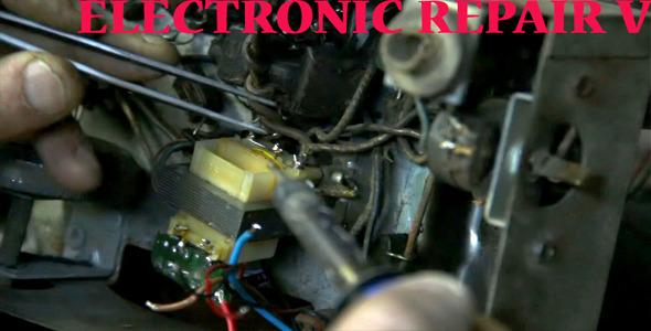 Electronic Repair V