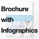 Corporate Brochure with Editable Infographics - GraphicRiver Item for Sale
