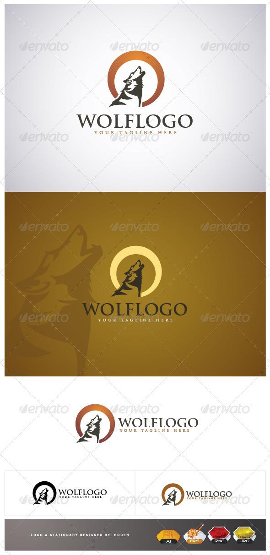 GraphicRiver Wolf Logo 3720155