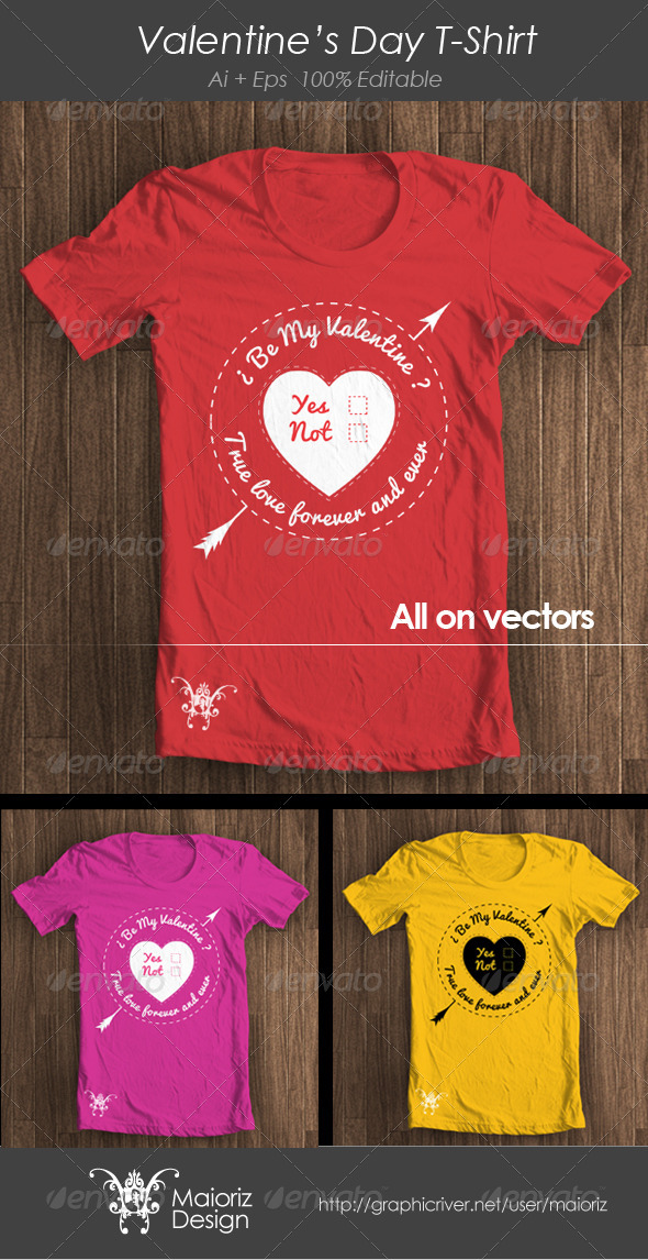 Valentine's Day Thirt - Events T-Shirts
