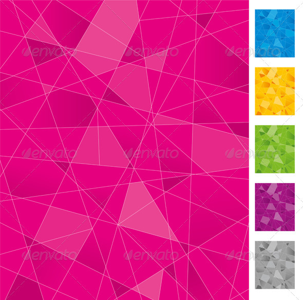 GraphicRiver Geometric Background 3840043