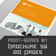 Brochure Square 20 Pages Print-Series #1 - GraphicRiver Item for Sale