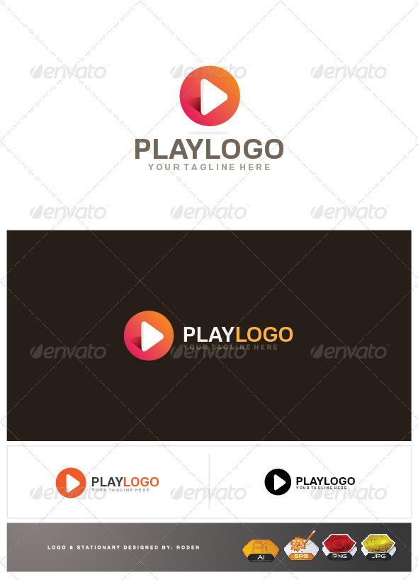 GraphicRiver Play Logo 3753512