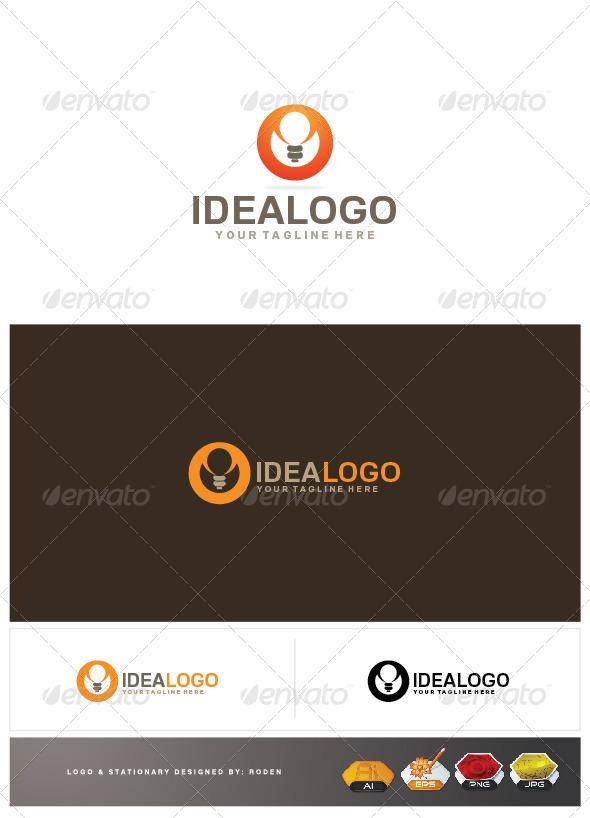 GraphicRiver Idea Logo 3753044