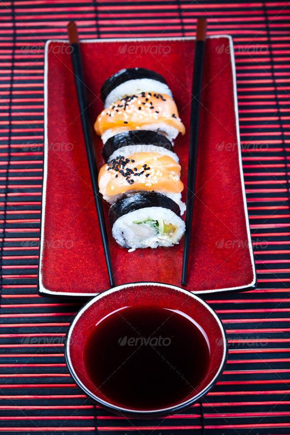 PhotoDune Sushi 4184720
