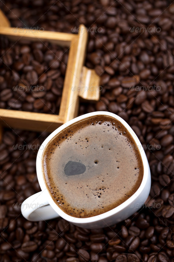 PhotoDune Cup of coffee 4184717
