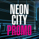 Neon City 3D Promo - VideoHive Item for Sale