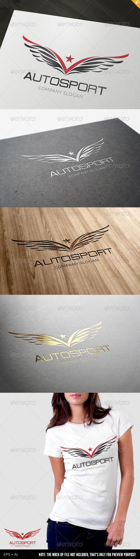GraphicRiver Autosport Logo 3843717
