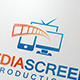 Media Screen Logo - GraphicRiver Item for Sale