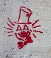 Happy graffiti clown - PhotoDune Item for Sale