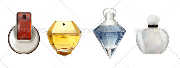 Perfume - Stock Photo - Images