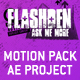 Motion Package AE CS3 - VideoHive Item for Sale