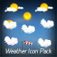 Weather Icon Pack - VideoHive Item for Sale