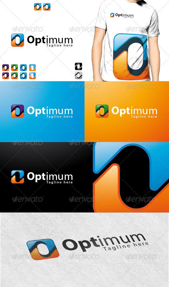 GraphicRiver Optimum Logo 3729577