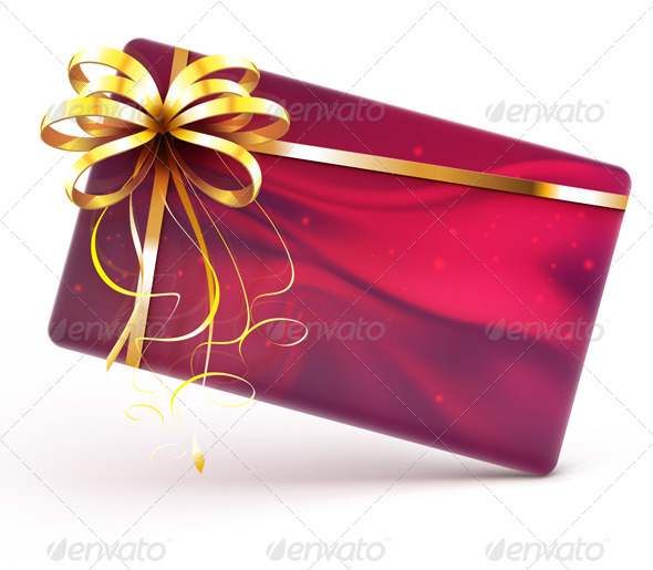 GraphicRiver Gift Card 3849802