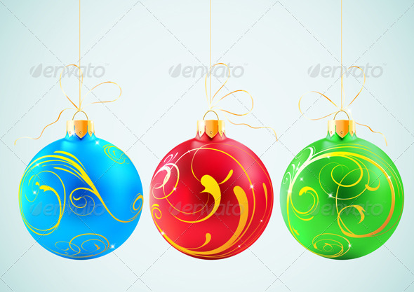 GraphicRiver Christmas Decoration 3849826
